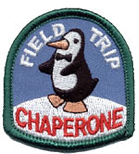 FIELD TRIP CHAPERONE (PENGUIN)