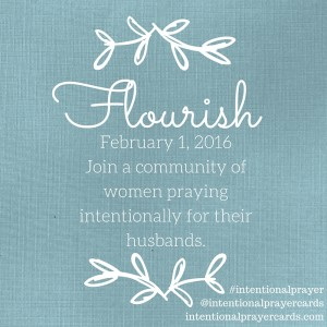 Flourish - Husabands Prayer