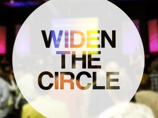 Widenthecircle